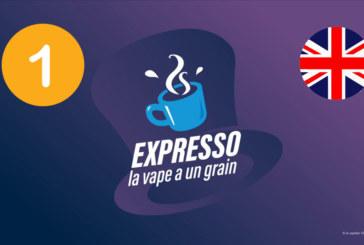 Espresso: versión en inglés