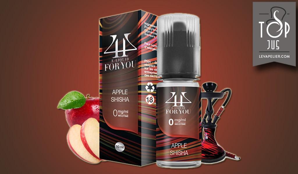 Apple Shisha (Gamme 4YOU) par Eliquide-diy