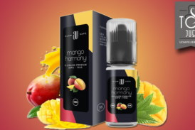 Mango Harmony (Glam Vape Range) di Eliquide-diy