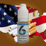 MLB Light USA Mix (Gamme 6Garettes) par Eliquide-diy