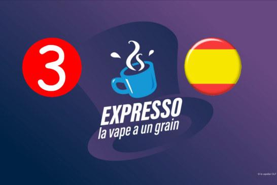 EXPRESSO 3 : Le Vaporium (versión en español)