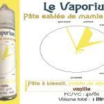 Pâte Sablée de Mamie Huguette par Le Vaporium