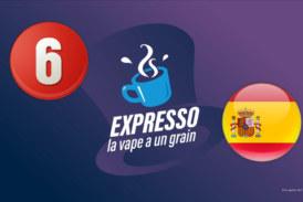 EXPRESSO 6: LABORAVAPE. (Version in español)