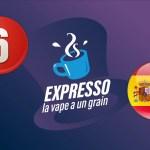 EXPRESSO 6: LABORAVAPE. (Versión en español)