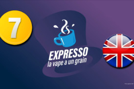 EXPRESSO 7 : BOBBLE LIQUIDE (English Version)
