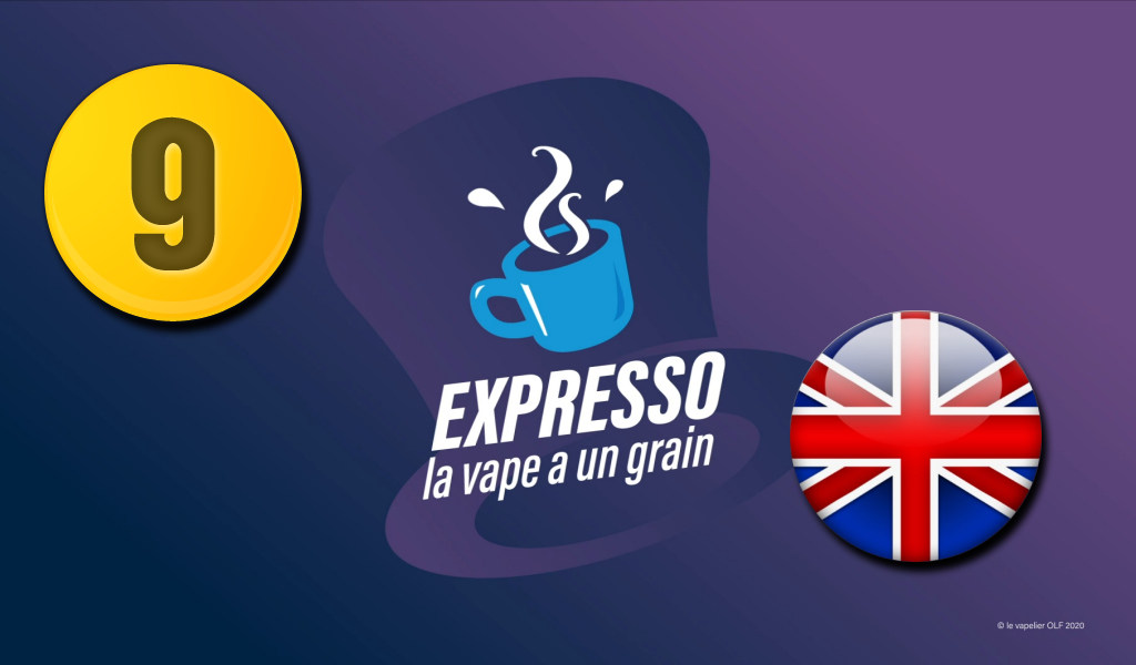EXPRESSO 9 : GREEN LIQUIDES (English version)