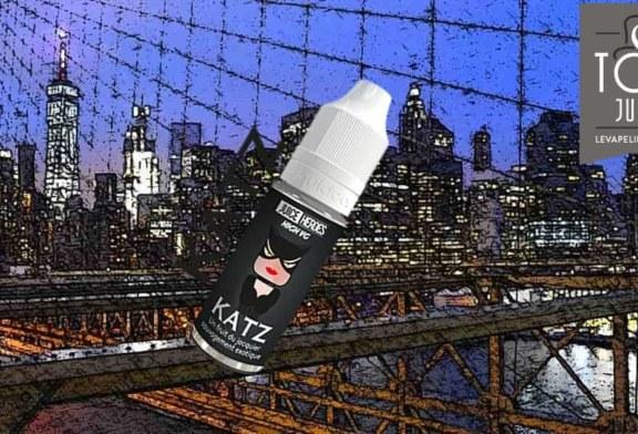 Katz (Juice Heroes Range) by Liquideo