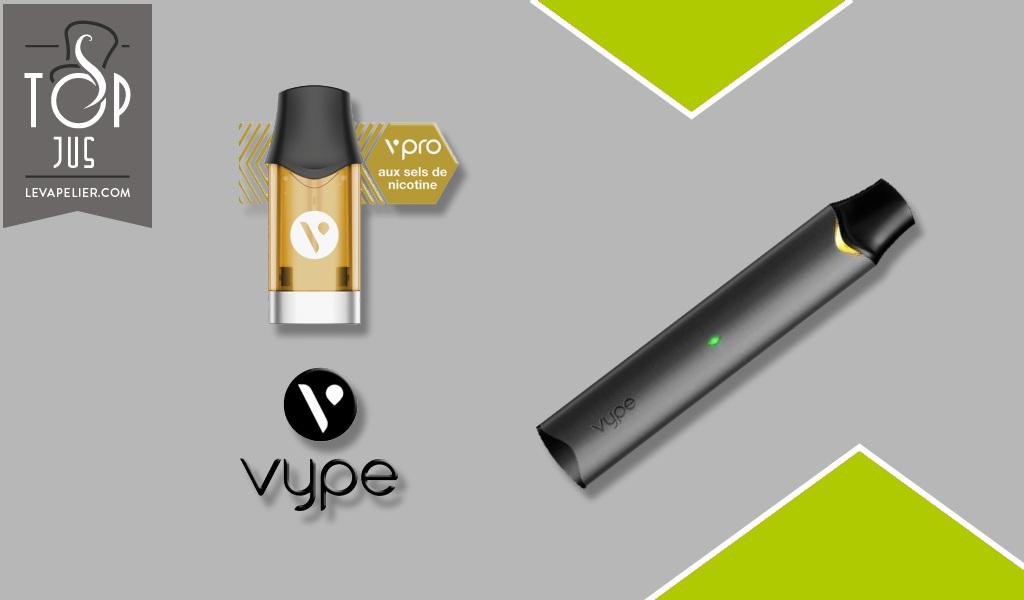 Classique Ice Vert (Gamme vPro) par Vype