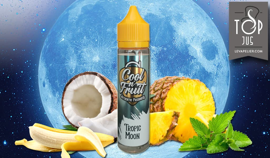 ירח טרופי (טווח מגניב n'Fruit) מאת Alfaliquid