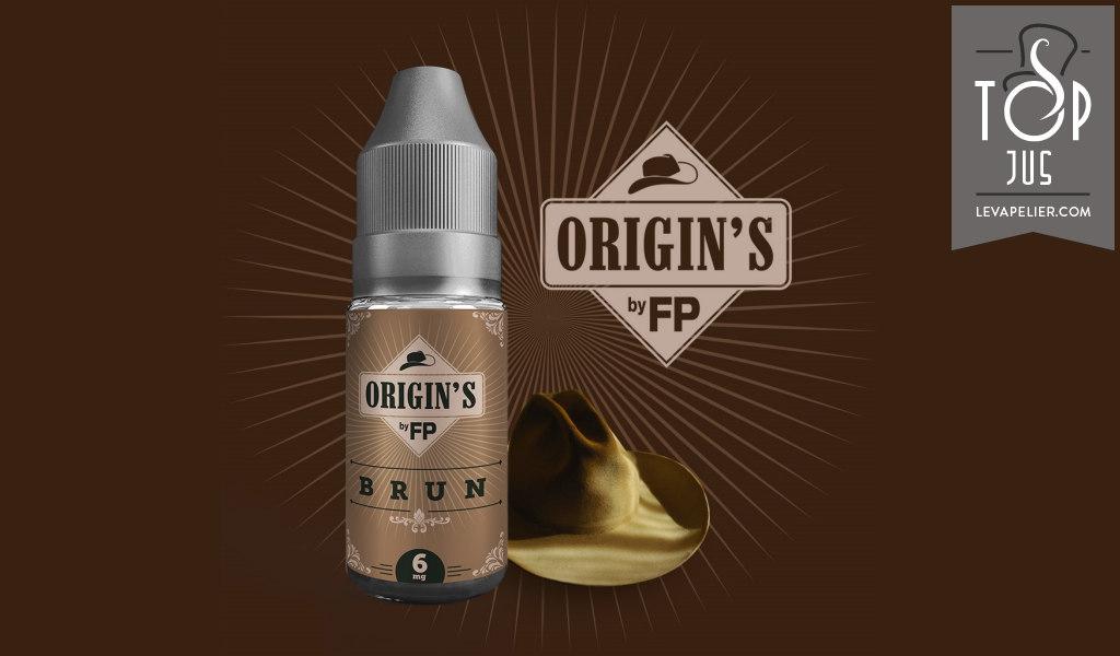 Brun (Gamme Origin's) par Flavour Power