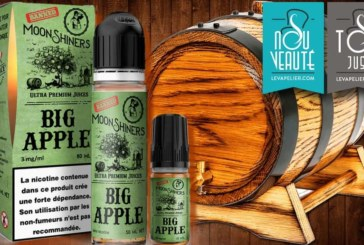 Big Apple par Moonshiners Liquids