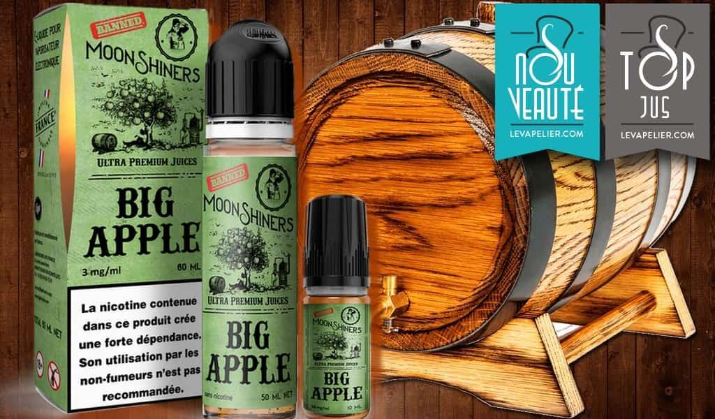 Big Apple par Moonshiners Liquids