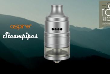 Kumo RDTA par Aspire/Steampipes