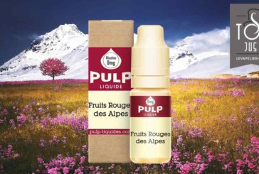 Fruits Rouges des Alpes par Pulp