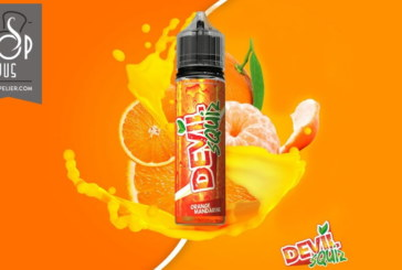 Orange Mandarin (Gama Devil Squiz) por AVAP