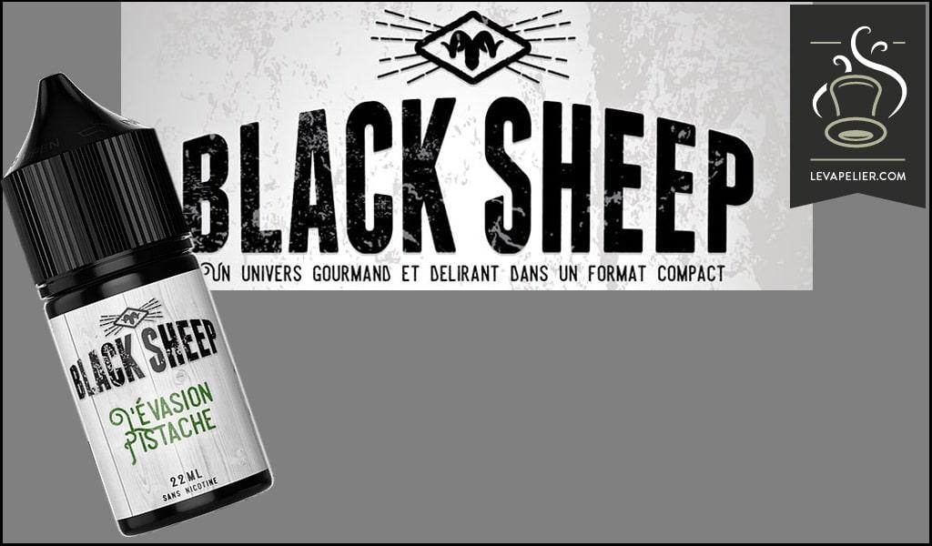 Pistachio Escape (Black Sheep Range) van Green Liquides