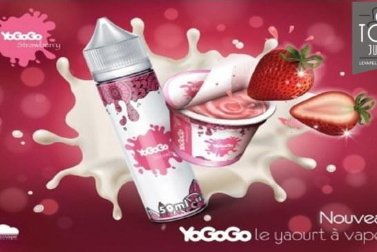 Strawberry (Gamme Yogogo) par E-Chef