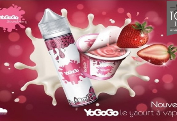 Strawberry (Gamme Yogogo) par E-Chef