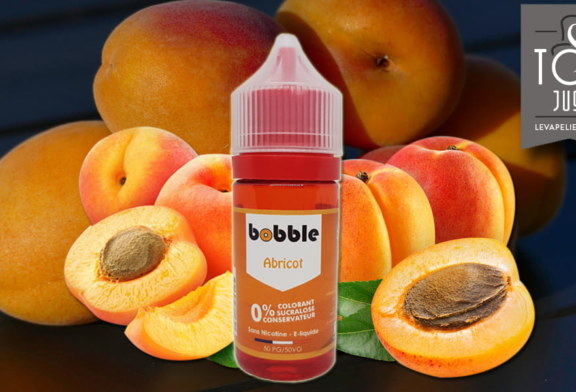 Apricot (Fruity Range) by Bobble