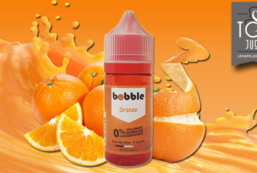 Orange (Fruity Range) de Bobble