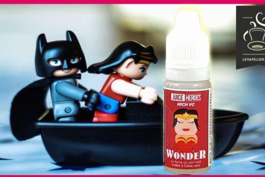 Wonder (Gamme Juice Heroes) par Liquidéo