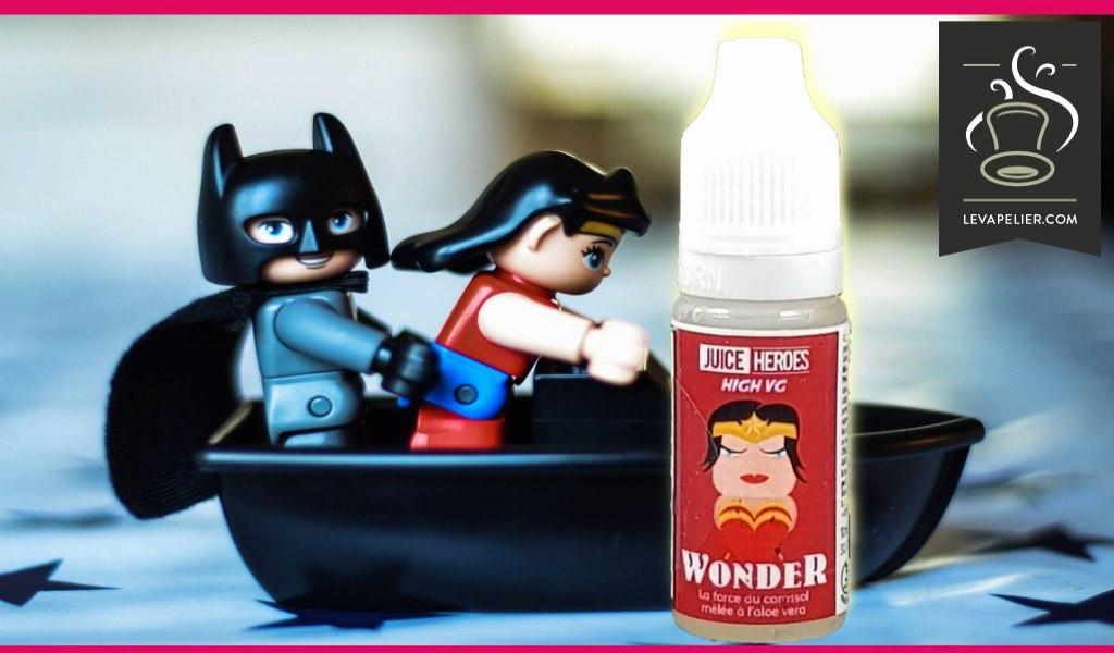 Liquideo的《 Wonder(果汁英雄范围)》