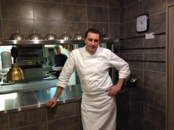 Sebastien Sanjou - Restaurant le Relais des Moines