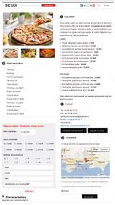 Restau city, réservation en ligne, restaurants, Var