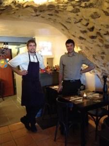 restaurant Chez Hugo, Seillans, Var