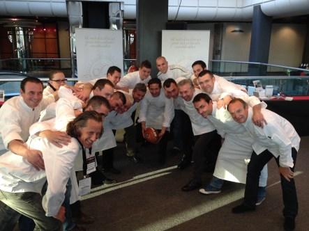 Relais & Chateaux, chefs, RCT