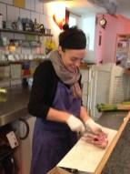 Virginie Martinetti, Top Chef 2013, La Pescalune, Bargemon, Var
