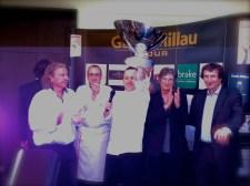Marc de Passorio, Trophée Gault & Millau d'Or 2014
