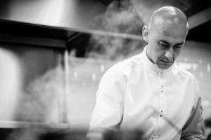 Vincent Maillard, chef au Rivea at Byblos, Saint-Tropez