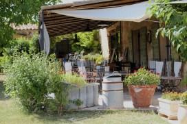 La Table de Fanette à Fox-Amphoux