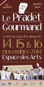 Pradet Gourmand 2014