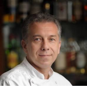 Thierry Thiercelin, chef étoilé à La Villa Belrose