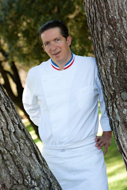 Christophe Bacquié, chef au Monte-Cristo, Hôtel du Castellet