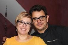Sébastien Gaillard et son épouse Nadine