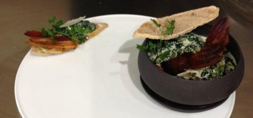 La recette de Serge Vaz, Salon Terroir et Gastronomie 2014