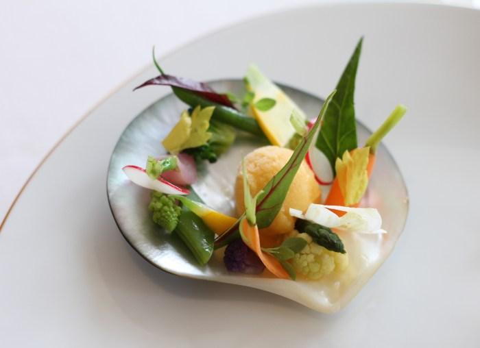 Les légumes de Yann Ménard
