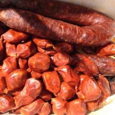 Chorizo du Palais de la Pata Negra