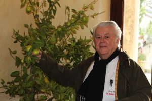 Jany Gleize, chef à La Bonne Etape.