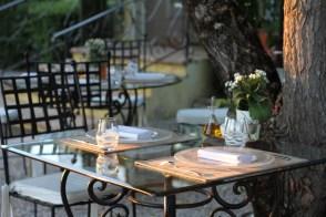 Restaurant Le Carré d'Ange, Montauroux