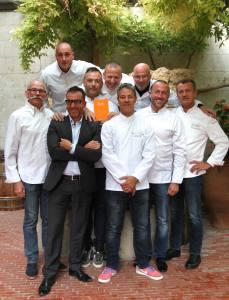 Les chefs Châteaux Hôtels Collection qui signeront le menu au Château de la Bégude à Opio