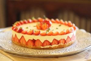 L'authentique fraisier