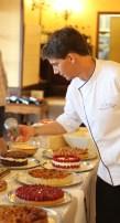 Damien Piffet, chef pâtissier