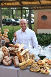 Julien Pietravalle, boulanger à Sainte-Maxime