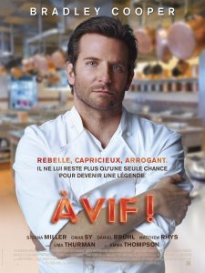Sortie du film A Vif le mercredi 04 novembre
