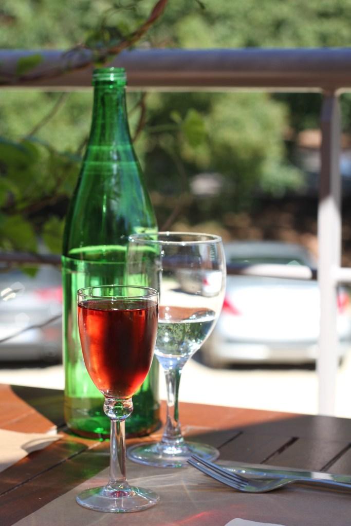 Vin de framboise