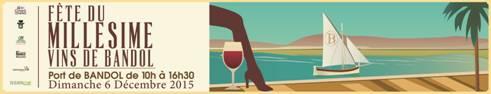 Fête du Millésime vins de Bandol